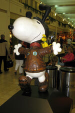 Airportsnoopy