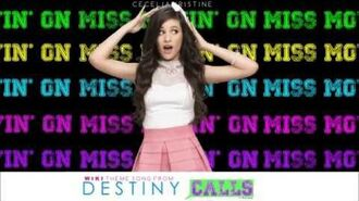 """Cecelia Kristine - Miss Movin' On (Theme Song from """"Destiny Calls"""") (Official Audio)"""