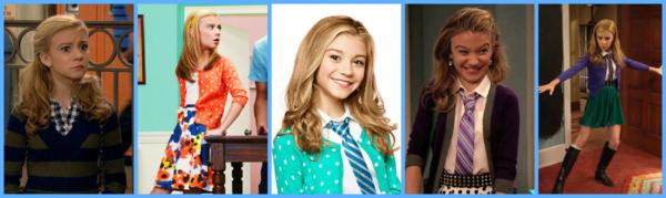 Drew season 1 collage