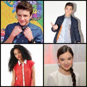 HMW Main Cast