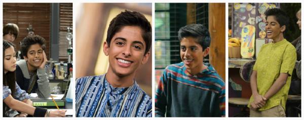 Sunny season 1 collage