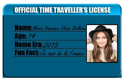 LicenseMaria