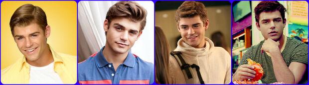 Riley season 2 collage