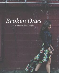 Brokenonescover