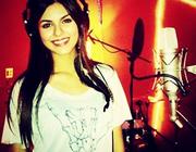 Chesney in the studio