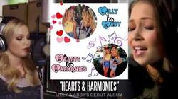Lilly & Abby's Debut Album - Hearts & Hamornies - Available Now