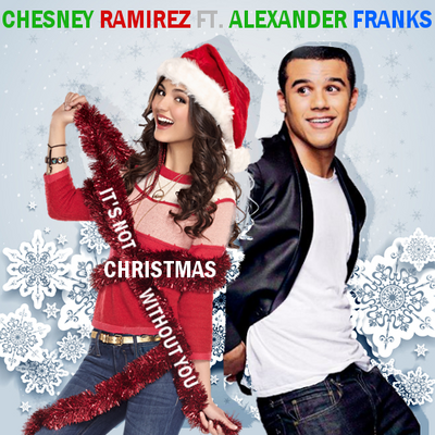 It's Not Christmas Without You Cover Art