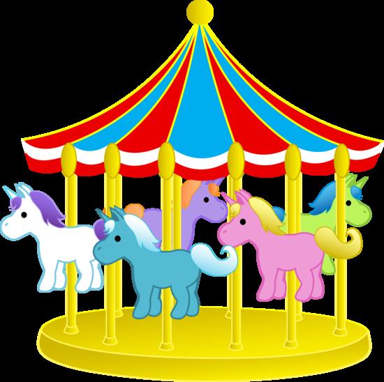 Objects carnival carousel 1