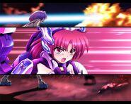 Exelica Story Mode 09 - Crueltear Arrives