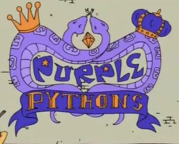 Purplepythons