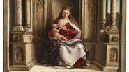 The Virgin and Child - Antonius Hasselman