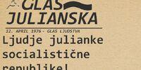 Glas Julianska
