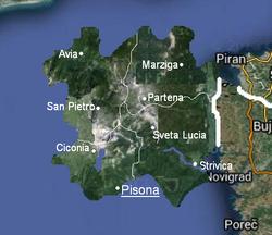 Map of Juliana