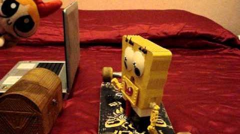 LegoBob EP 6 - Skatebob al Extremo