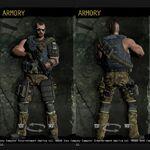Heavy Armor (Heavy Fiber)
