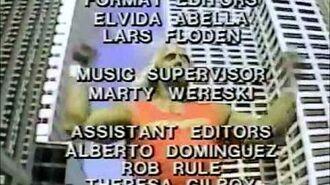 Hulk Hogan's Rock 'n' Wrestling Closing Credits - (American Public Television)