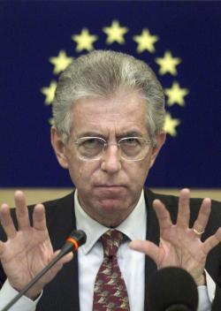 Mario monti 2004