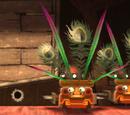 Aztec Spiky
