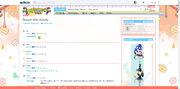 Screenshot popn-music wikiactivity