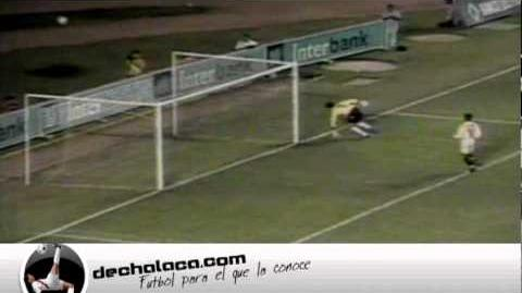 DeChalaca.com Sport Boys 3 - Universitario 2 (Apertura 1997)