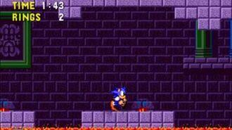 Musica de Marble Zone en Sonic the Hedgehog para Master System-1