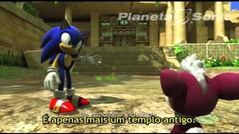 Sonic Unleashed - O FILME ( Cenas LEGENDADAS )
