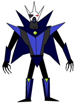 Xendrax (Recolored)