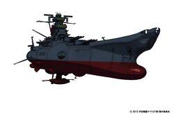 Space battleship yamato 2199 by 3d4d-d55cyzt
