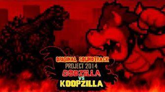 Project 2014 - Godzilla vs Koopzilla Original Soundtrack