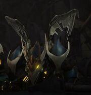 Dawnsteel Dragon Mode