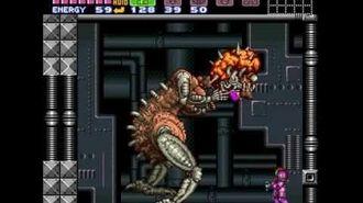 Father Brain - Super Metroid Anti-Remix (Snesology)