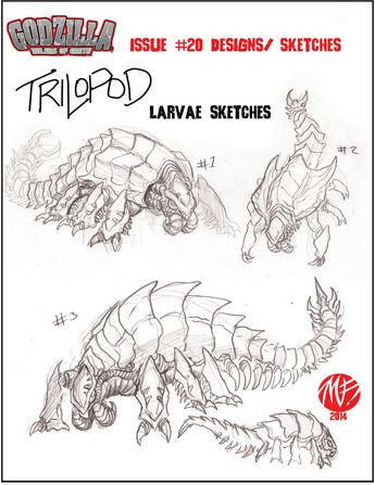 Trilopod Alpha Concept Art