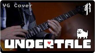 Undertale-Megalovania Metal Remix