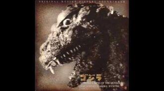 13 Godzilla Comes Ashore Again M14