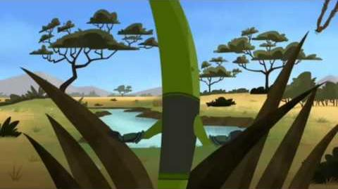 Wild kratts the food chain game(1 2)