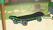 The Ultimate Skateboard