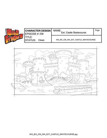 File:Castle Skate Course.jpg