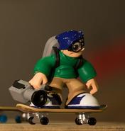 Goggles Figure