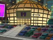Hucksterball Arena
