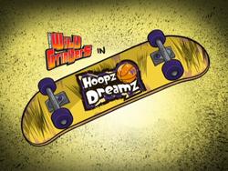 Hoopz Dreamz Title Card