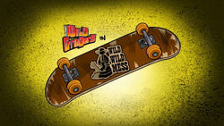 Wild Wild Mess Title Card