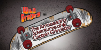 The Amaaaazing Adventures of Captain Grindstar