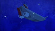 Zach's Submarine