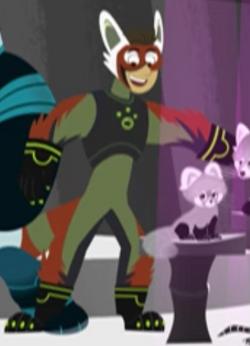 Red Panda Power