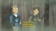 Bros in a Strange Habitat