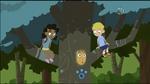 Jenny, Ronan, and Tree Martin