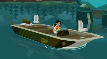 Bass.boat