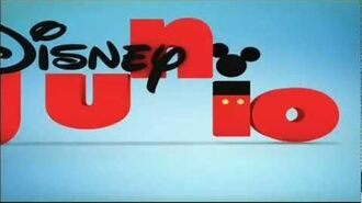 Disney Junior Scandinavia - LOGO LOOP - Short Ident