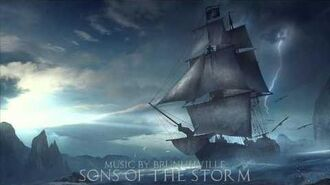 Pirate Fantasy Music - Sons of the Storm