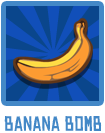 Banana bombblue